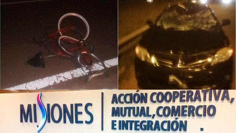 Confirman que el auto que mató al ciclista, era usado por el Ministerio de Vigo